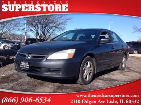 Pre-Owned 2006 Honda Accord SE