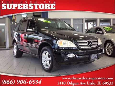 Pre-Owned 2004 Mercedes-Benz M-Class ML 350