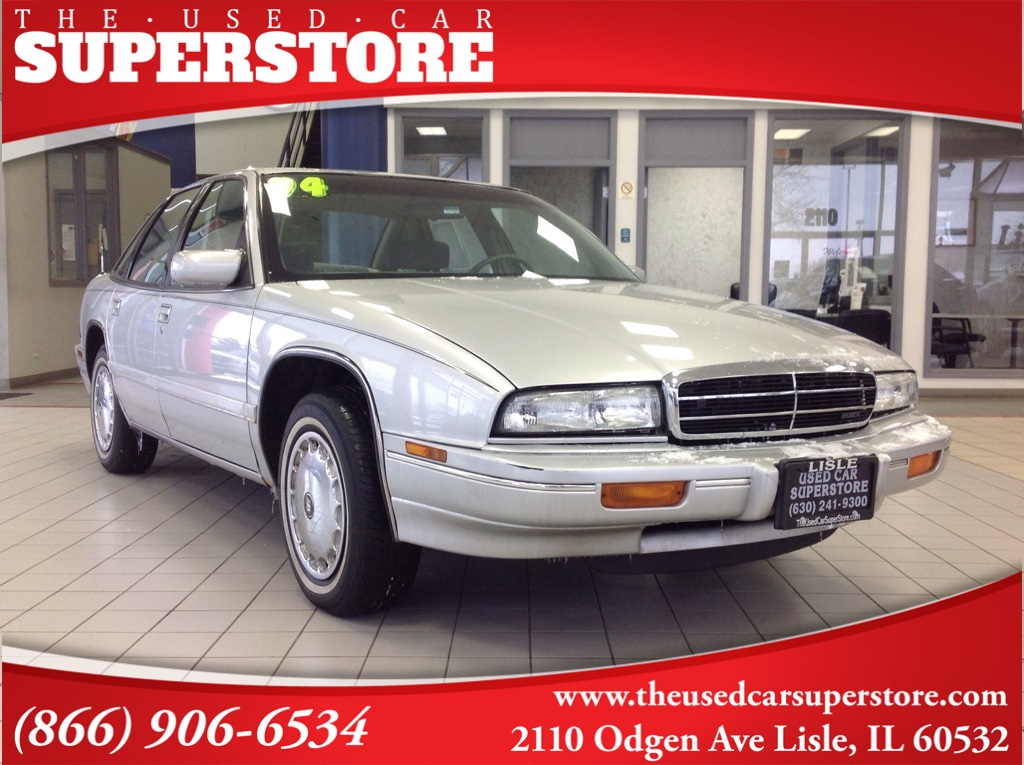 Pre-Owned 1994 Buick Regal Custom