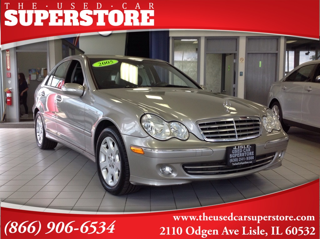 Pre Owned 2005 Mercedes Benz C Class C 240